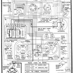 Triumph Wiring Diagram Pioneer Car Stereo Speaker Roadster Documents