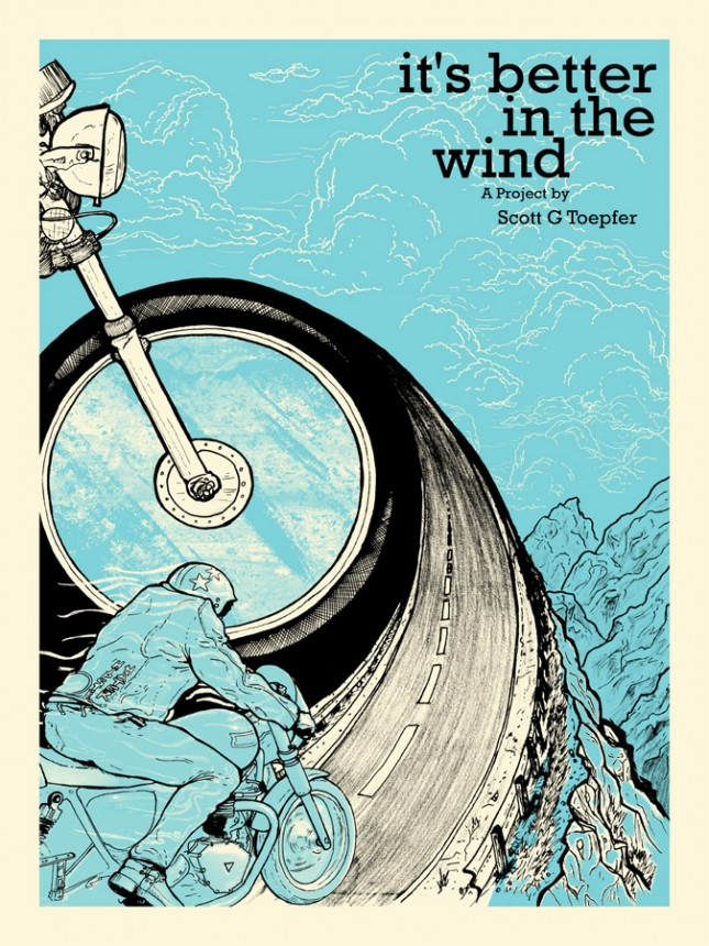 its-better-in-yhe-wind-affiche