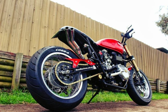 Triumph Mad Max by Mean Machines Customs 02