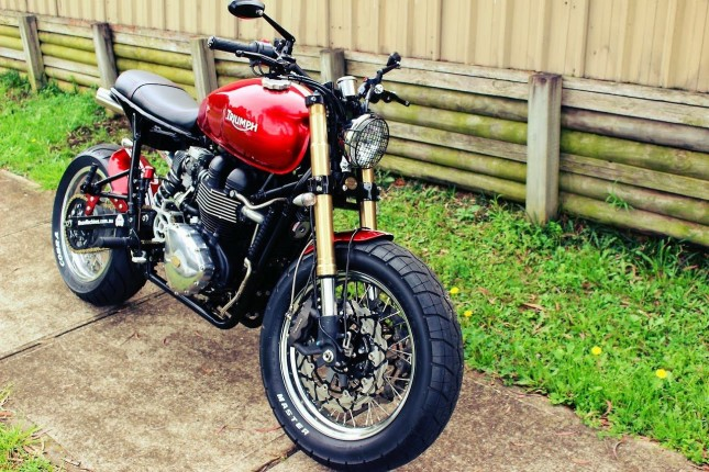 Triumph Mad Max by Mean Machines Customs 03