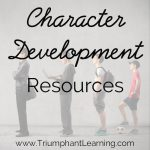 We all desire for our children to have a good work ethic, be considerate of others, and be responsible and honest when they are adults. These character traits do not just happen. They need to be developed. Training our children's character should begin from the day of their birth. Here you will find helpful resources for character development.