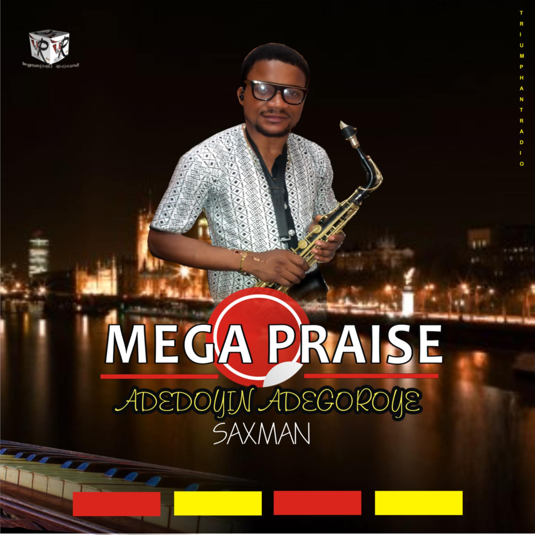 MUSIC: Naija Gospel Sax Player with a music Release