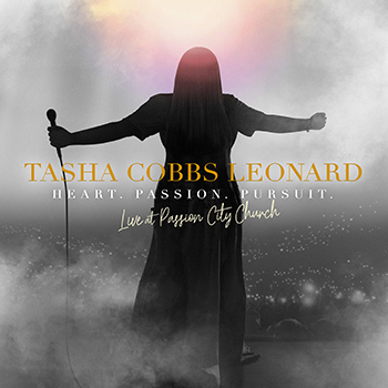 NOW AVAILABLE HEART PASSION PURSUIT (Live At Passion City Church, Atlanta, GA/2018)  - TASH COBBS
