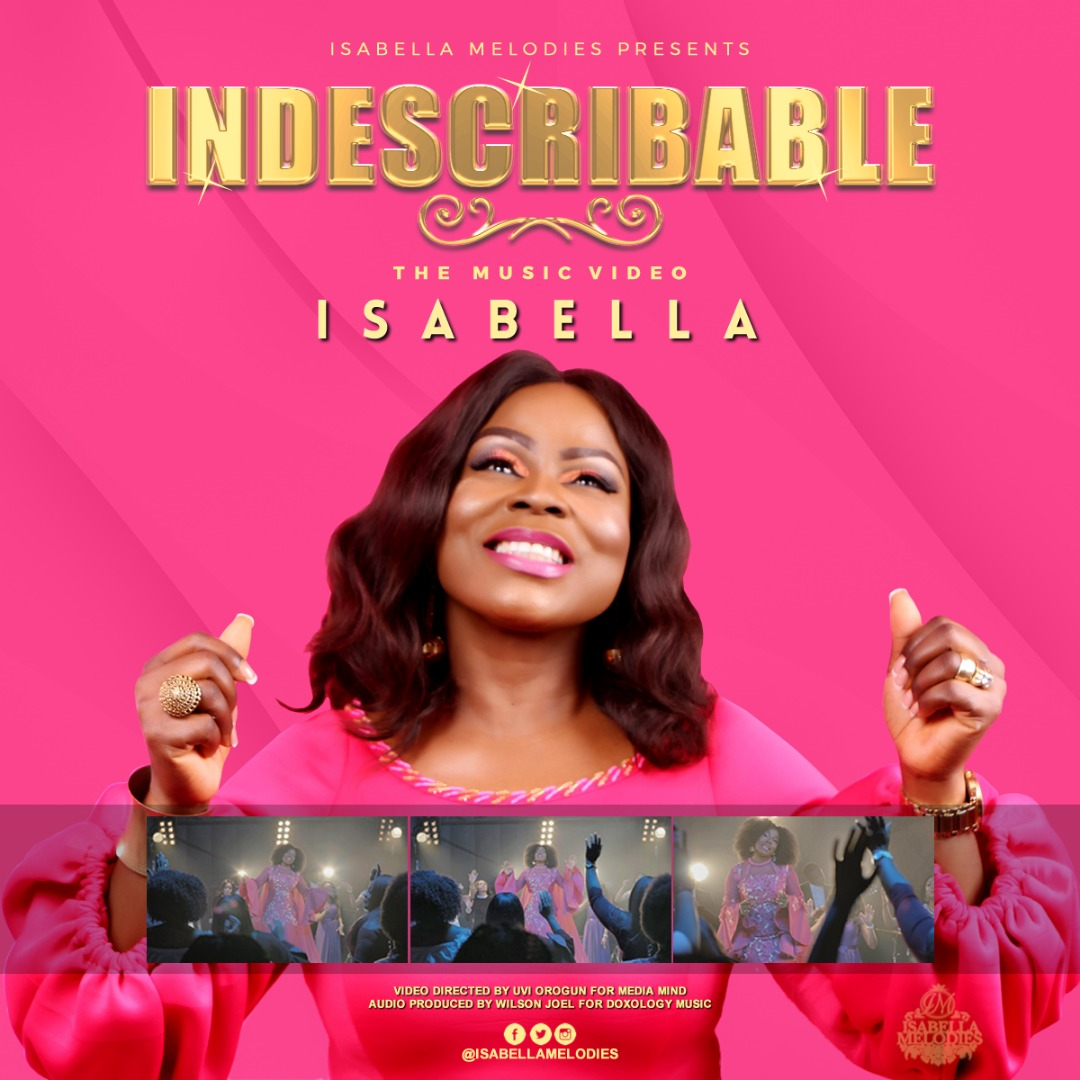 Isabella Melodies - Indescribable | @isabellamelodie