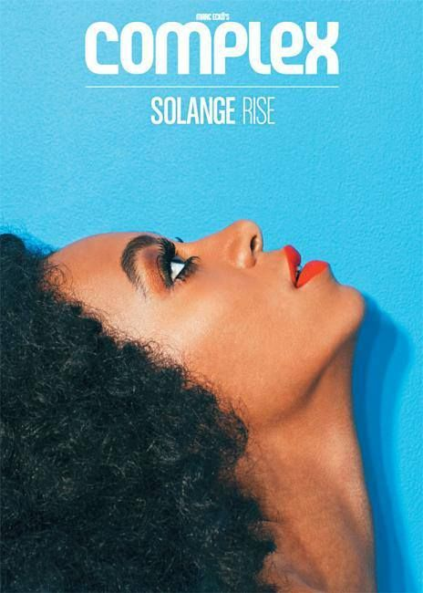 Solange Knowles- Complex June 2013