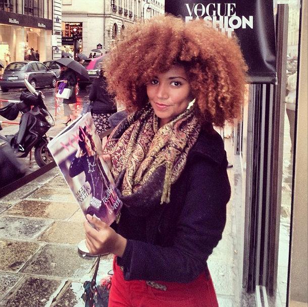 Ownbyfemme vogue fashion night out Paris
