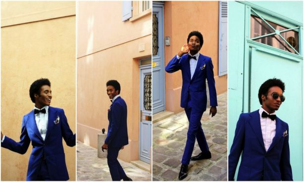 Paris- Blue Suit- resize