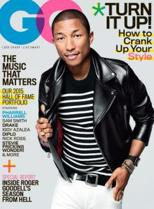 Pharrell Williams GQ February 2015
