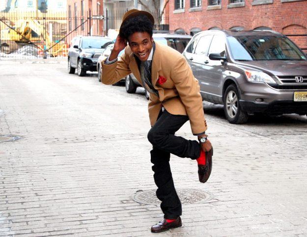 Tony Triumph NYC Fashion Editor
