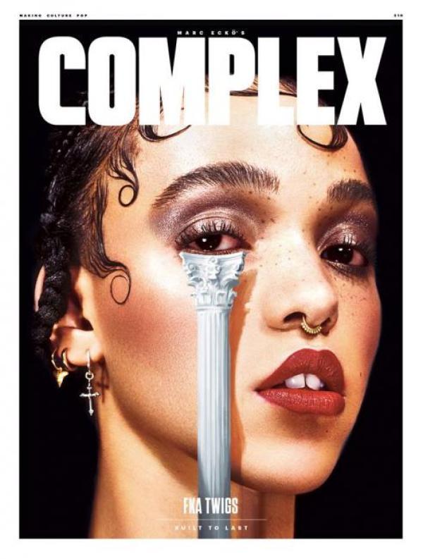 FKA Twigs Complex Magazine