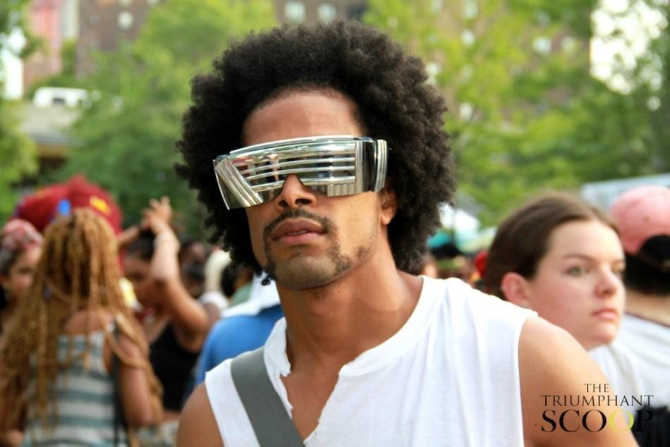 Afropunk Brooklyn Streetstyle
