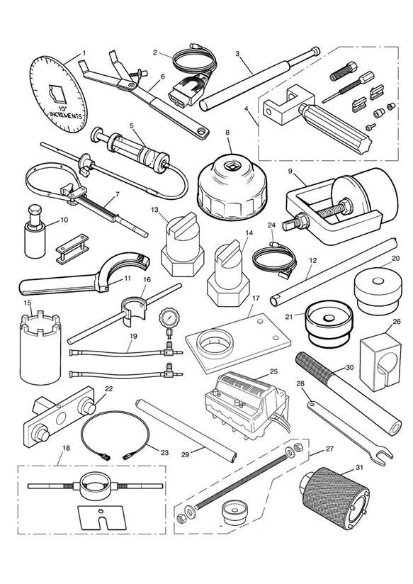 2013 Triumph Diagnostic Kit, PC Based. Tools, Service