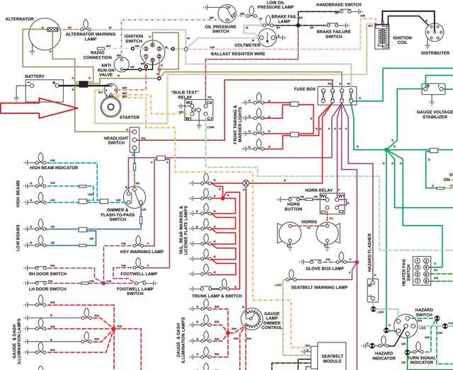 TR6Partial?resize=640%2C523 triumph tr6 pi wiring diagram wiring diagram tr6 pi wiring diagram at suagrazia.org