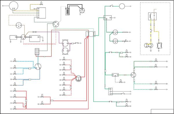Morris Minor Wiring Diagram Switch Wiring 1963 Tr4 Tr4 Amp Tr4a Forum Triumph