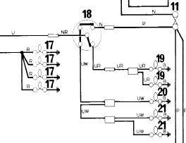Electrical wiring question: Column light switch : Spitfire