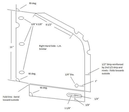 For James radiator panels : Spitfire & GT6 Forum : Triumph