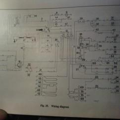 How To Electrical Wiring Diagrams Class Diagram For Hotel Management System Early Cars : Spitfire & Gt6 Forum Triumph Experience Car Forums The ...