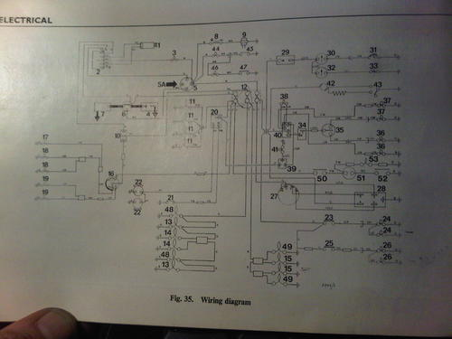 electrical wiring diagrams 2001 pontiac grand am stereo diagram early cars : spitfire & gt6 forum triumph experience car forums the ...