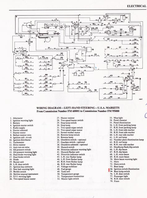 Where is the ignition ballst and drive resistor? (Page 2