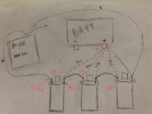 small resolution of boyer positive ground triumph wiring diagram 11 1 stromoeko de u20226 volt neg ground coil