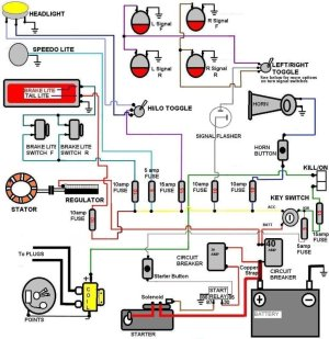 09 Speedy Wiring Diagram  Triumph Forum: Triumph Rat Motorcycle Forums