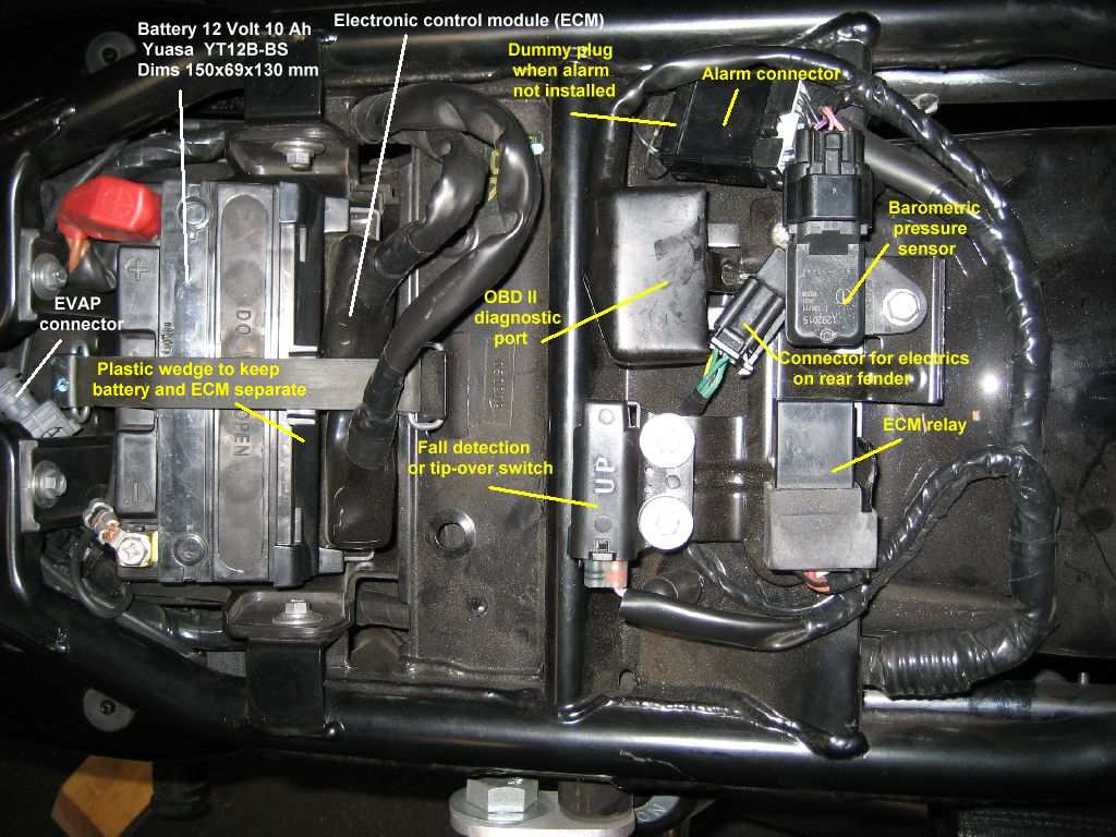 2009 triumph bonneville wiring diagram electrical software open source where is the obdii port on my 3907 scrambler
