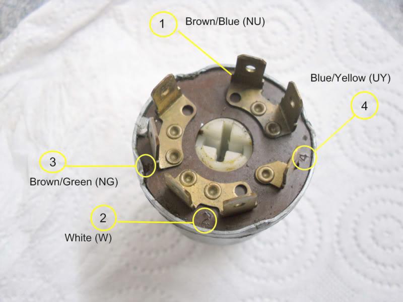 Verado Ignition Switch Wiring Diagram