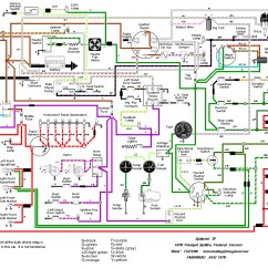 Triumph Tr6 Dash Wiring Diagram Jensen Vm9214 Spitfire Gt6 Relay And Blinker Information
