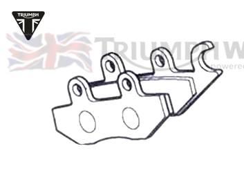 Triumph Sprint RS Bremsbeläge Sprint RS 955 bis FIN139276