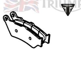 Triumph Rocket3 Bremsbeläge Rocket III Touring Art.Nr