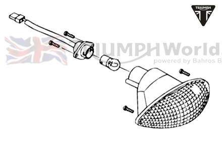 Triumph Sprint St 955I Ersatzteile