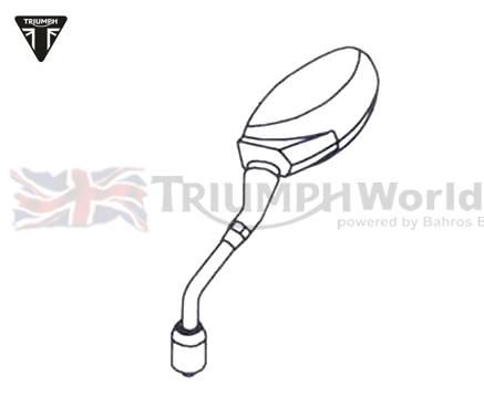Triumph Tiger 1050 Ersatzteile