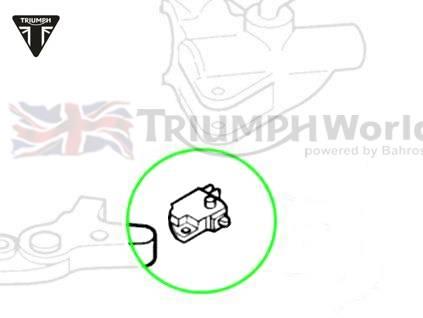 Triumph Tiger Bremslichtschalter vorn Tiger 800 XC Art.Nr