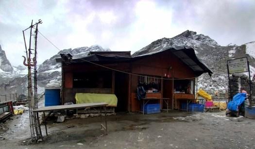 Lake Side tea shop
