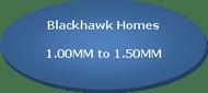 Listings in Blackhawk for homes between $1,000,000 & $1,500,000