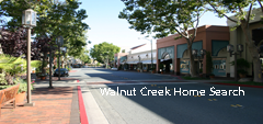 Search for Homes in Walnut Creek