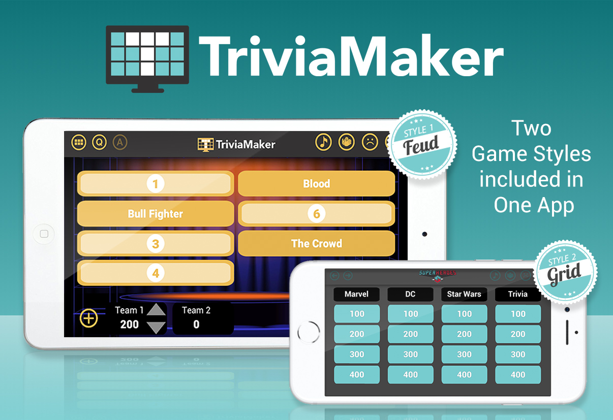 Make Your Own Trivia Game