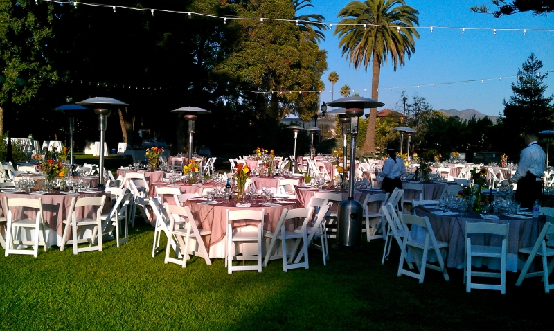 Image result for patio heaters used at wedding