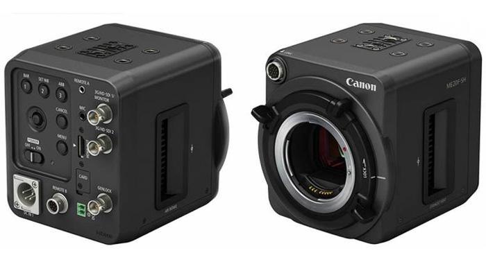 Découvrez l'ultra sensible caméra Full HD CANON ME20F-SH !
