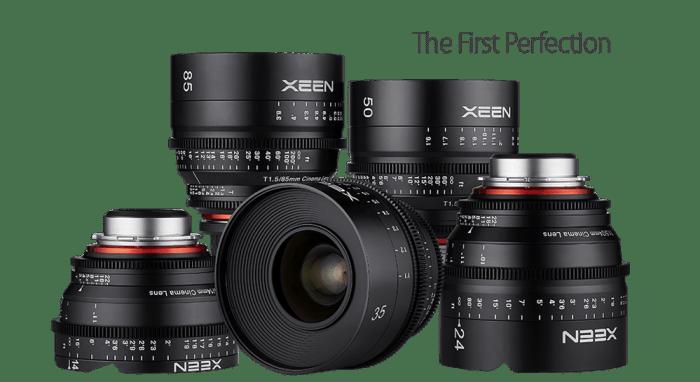 2 nouvelles optiques XEEN