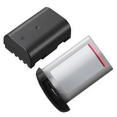 Batteries DSLR