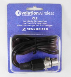 CABLE SENNHEISER CL 2