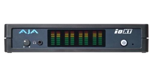BOITIER D'ACQUISITION SD/HD/3G-SDI THUNDERBOLT AJA IO XT