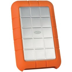 LaCie  1 To Rugged Triple Firewire 800 & USB 3.0 - Disque Dur Externe