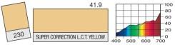 FILTRE LEE FILTERS 230 Super Correction L.C.T. yellow (feuille)