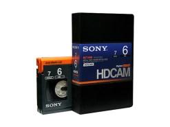 K7 HDCAM SONY 06'