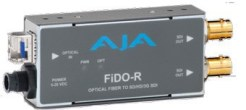 CONVERTISSEUR FIBRE 2E VERS 2 SD/HD-3G-SDI AJA FIDO-2R