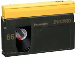 K7 DVC PRO PANASONIC 66'