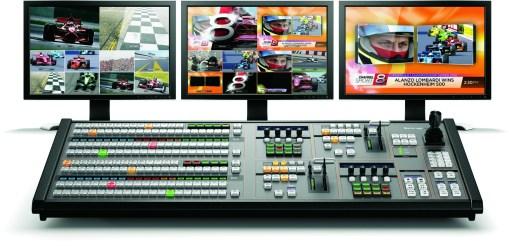 Blackmagic Design ATEM 2 M/E Broadcast Panel - Pupitre de contrôle
