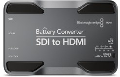 BATTERY CONVERTER BLACKMAGIC SDI TO HDMI